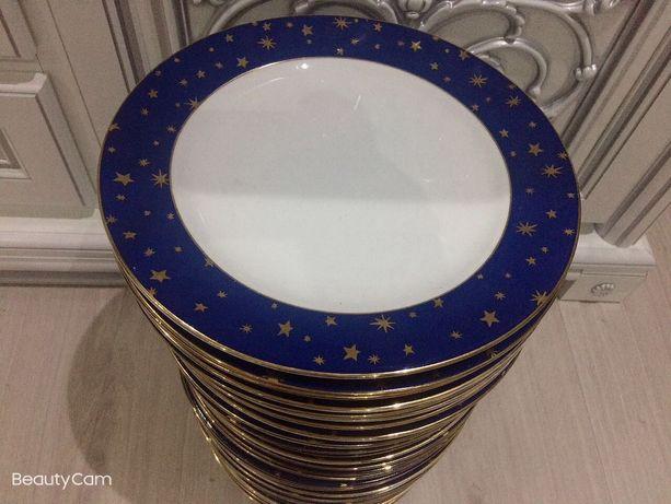 Тарелки большие для гостей