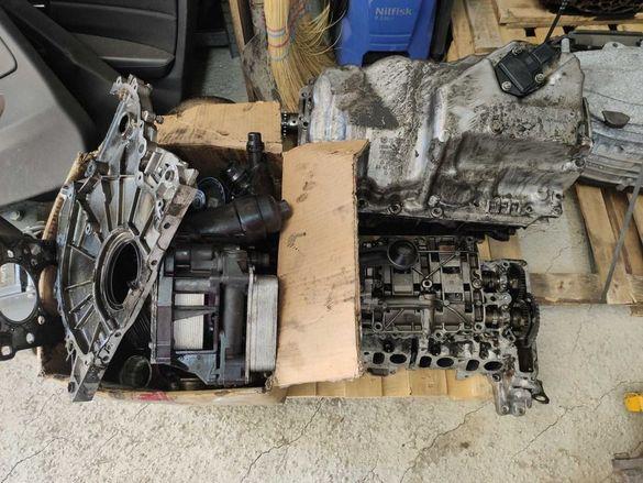 Двигател на части BMW n47 184кс 520d 320d 120d БМВ F10 F11 E90 E91 E92