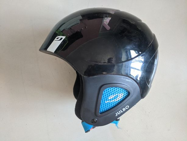 Детский горнолыжный шлем (50-52 см)