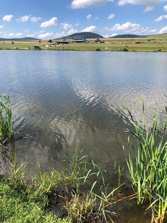Vand luciu de apa lac Volvo din Ciurila la pachet cu teren extravilan