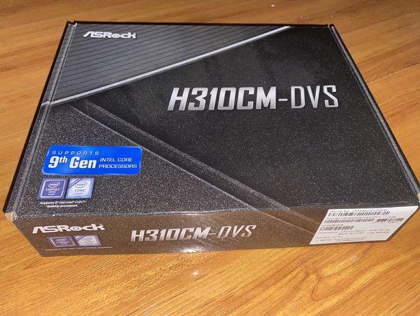 Полу сборка - i5-9400f / h310m / DeepCool / VX500