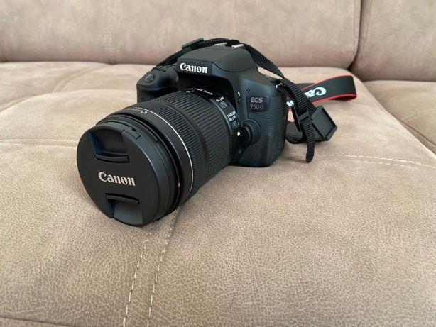 Продам фотоаппарат фирмы Canon EOS 750D