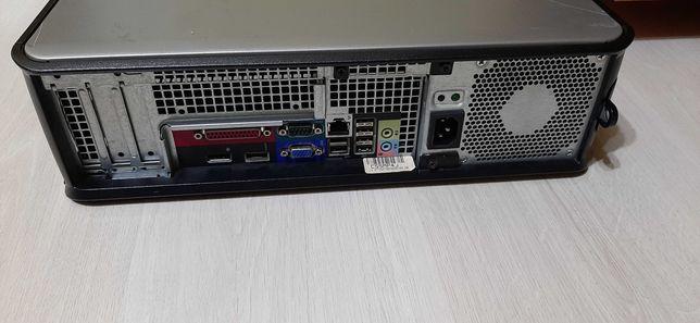 Calculator DELL OPTIPLEX 780 cu monitor DELL P90S D65