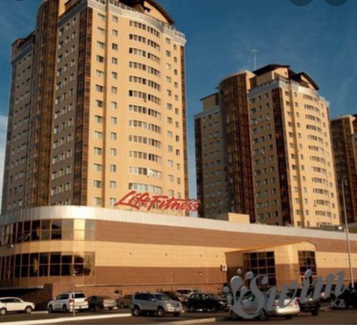 Абонемент в Лайф фитнес Астана