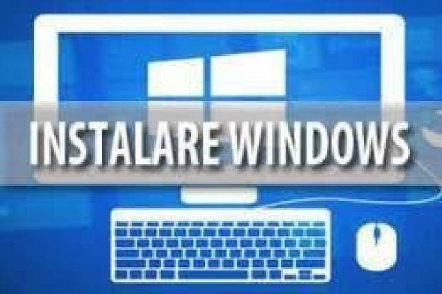 Instalare Windows 10 Reparatii calculatoare / laptopuri - routere wifi
