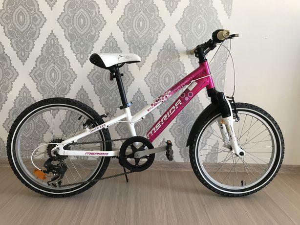 Велосисипед Merida фирменный оригинал.