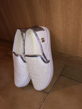 Laura Biagiotti pantofi sport piele