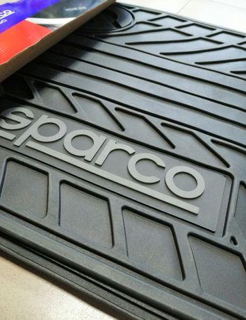 Универсални гумени стелки Спарко Sparco