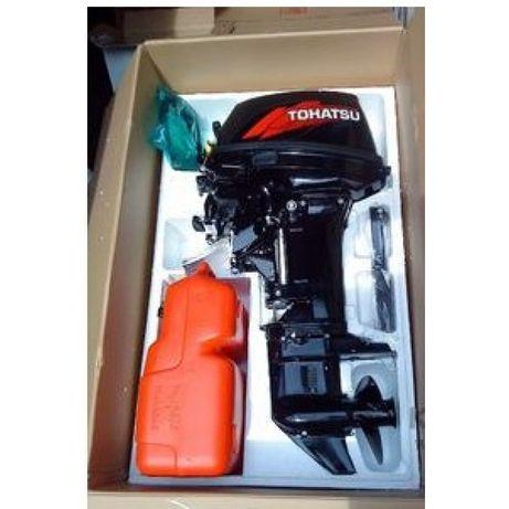Лодочный мотор Tohatsu M 5bd S ! Рассрочка на 12 месяцев!