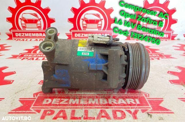 Compresor AC DELPHI 13124750 WK OPEL ASTRA G/H ZAFIRA B 1.6,16V Z16XEP