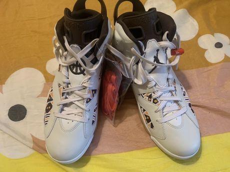 Nike Air Force 1/Nike Air Jordan 6