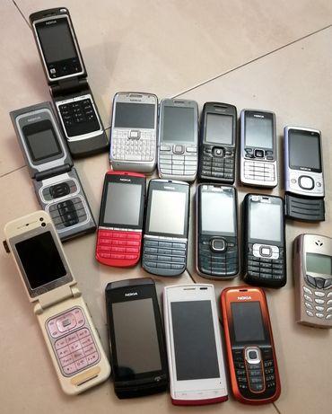 Nokia 7390,7200,6260,E71,E52,E50,6300,6700s,300,6220c,6120c,750,306,