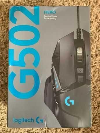 Mouse gaming cu fir LOGITECH G502 HERO | Sigilat