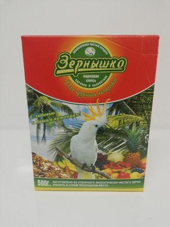 продам корм для попугаев