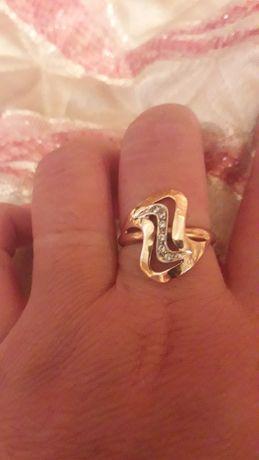 Кольцо золото 585 пробы