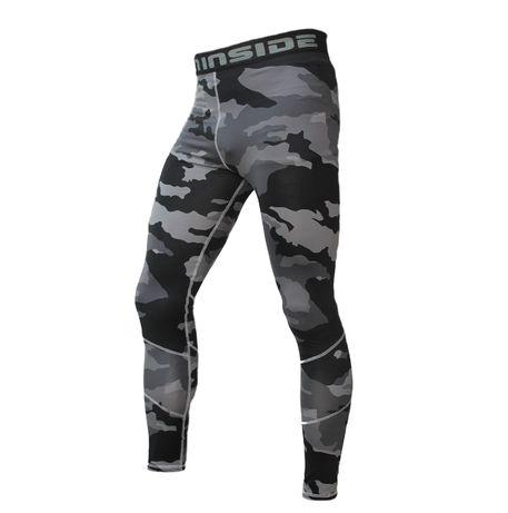 Спортен клин Pro Series Grey Camo IRONINSIDE