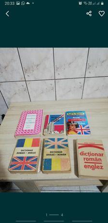 Dictionare Romana - Engleza