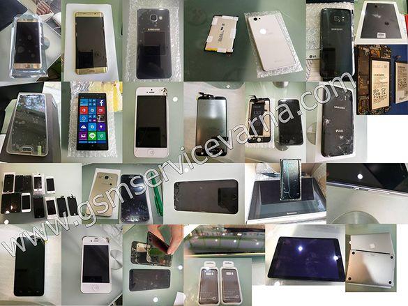 Ремонт на мобилни апарати , подмяна на стъкла и други елементи