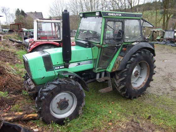 Piese tractor Deutz fahr dx 85