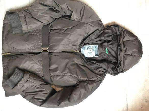 Benetton зимно яке с пух
