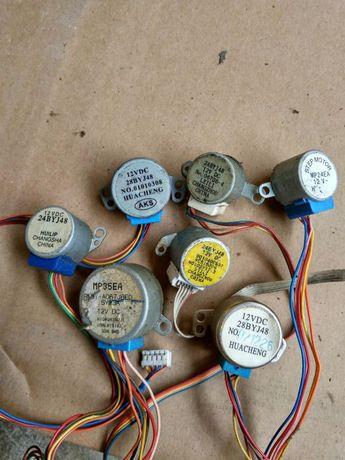 Моторчета за клапи на климатици