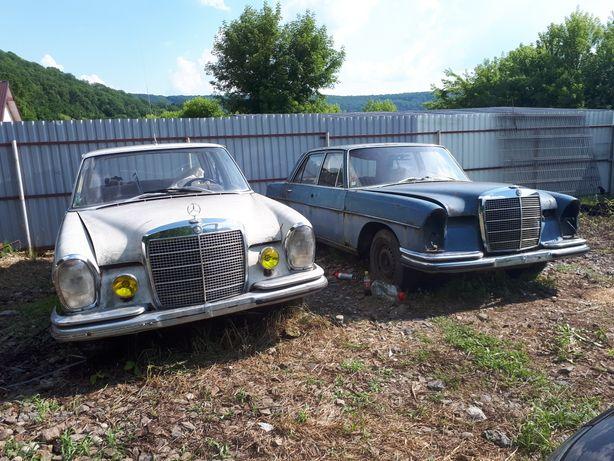 Dezmembrez piese Mercedes w108 / w109 250SE 280SE w114 w115 w111 w112