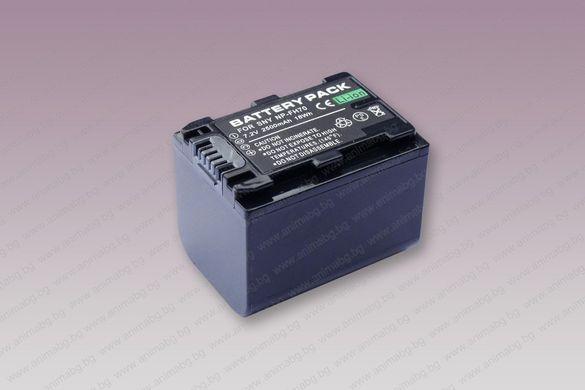 ANIMABG Батерия модел NP-FH70 за цифрови фотоапарати и видеокамери на