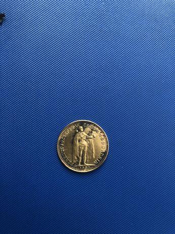 Moneda maghiara 10 Korona 1909