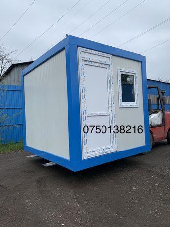 Containere modulare tip vestiare sanitare