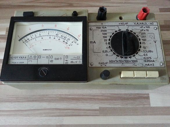 Руски измервателен уред