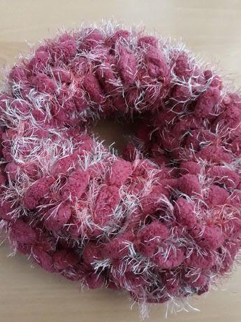 Шалове ръчно плетени