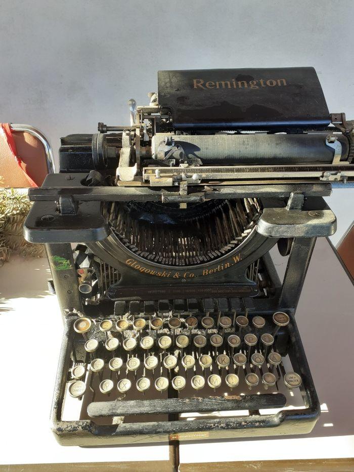 Masina de scris remington Abrud - imagine 1