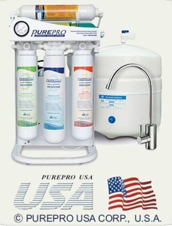 Замена фильтр-картриджа для воды Пьюр Про ( Pure Pro )