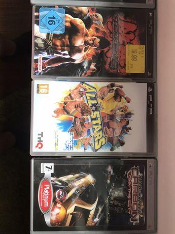 Jocuri consolă PSP diverse oferte