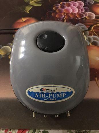 Pompa de aer cu 4 ieșiri