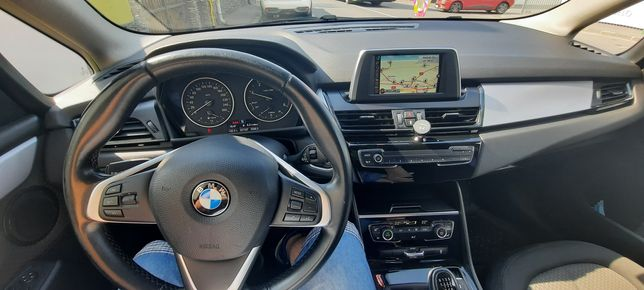 BMW 216D ACTIVE TOURER 1,5 Diesel 116 CP, Euro 6, Tracțiune fata