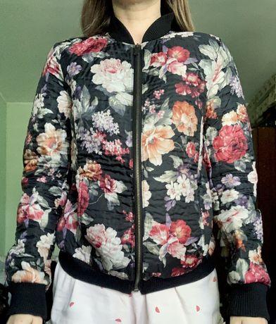 Женская Куртка бомбер benetton