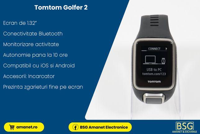 Smartwatch Tomtom Golfer 2 - BSG Amanet & Exchange