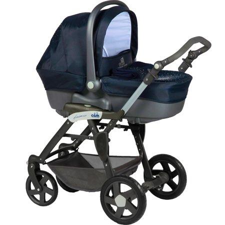 Детска количка CAM DINAMICO 2012 SWAROVSKI 3 в 1