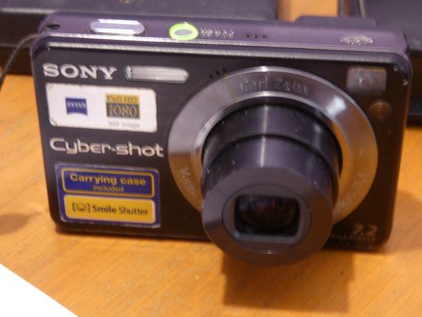 camera foto SONY-CIBER-shot 7,2 mp