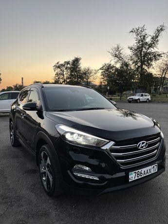 Продается машина Hundai tucson 2018