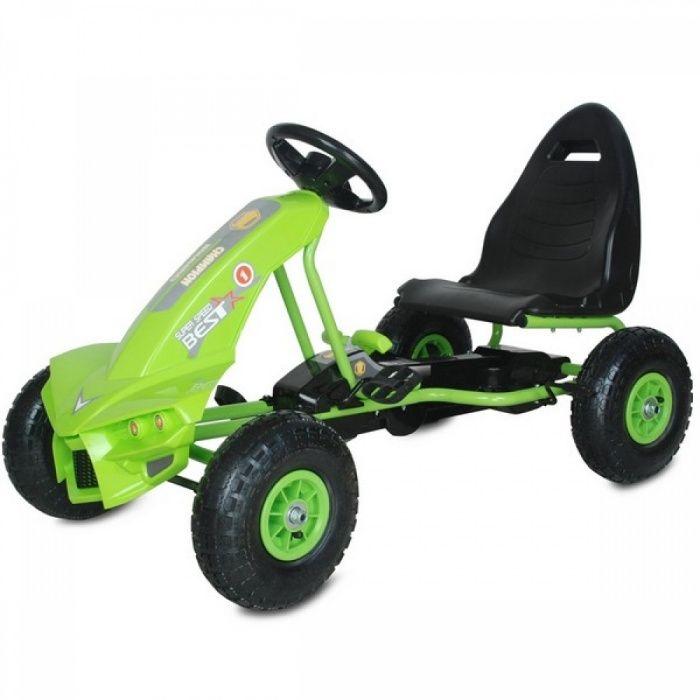 Картинг Go Kart с помпащи гуми А18