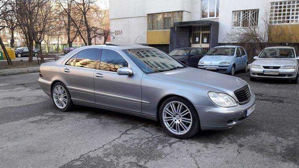 Само на части Mercedes-Benz S 320 320 i 400