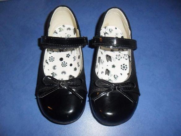 черни обувчици