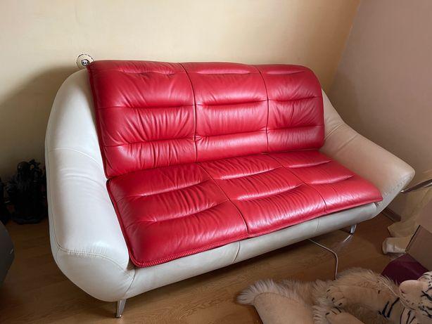 Canapea din piele italiana