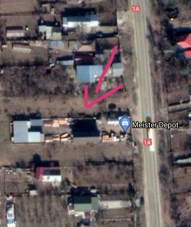 Închiriez spațiu Comercial 120Mp + Teren 1200Mp Butimanu Dambovita