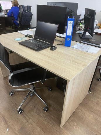 Столы офисные б/у в отличном состоянии