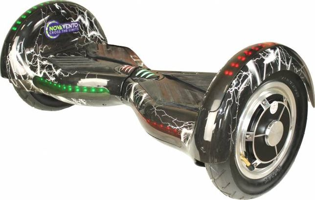 Hoverboard Nova Vento Hv10 Lightning
