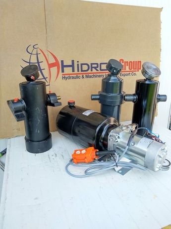 Kit basculare,cilindru basculare iveco,ford,remorca,Lt,sprinter