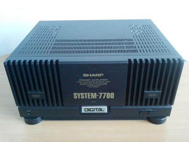 Amplificator final / Putere SHARP 7700